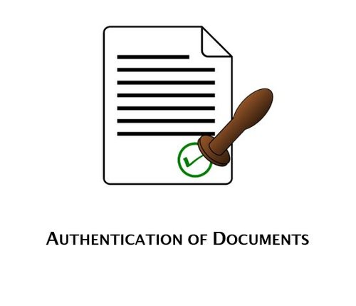 Service Highlight - Authentication of documents