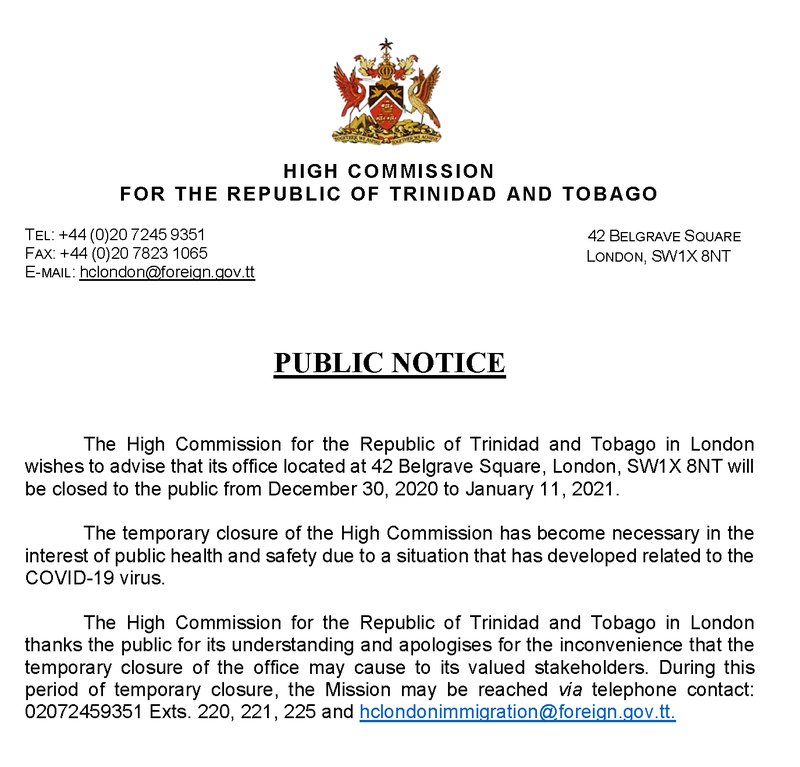 Closure of TTHC London 30DEC20 - 11JAN21.png