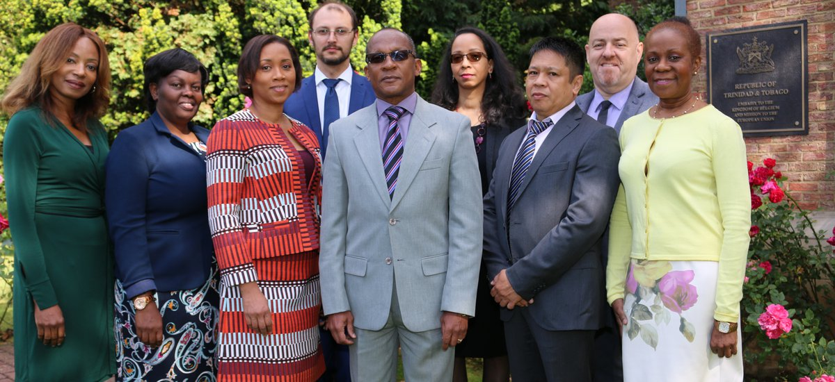 Ministry of Foreign and CARICOM Affairs | Embassy in