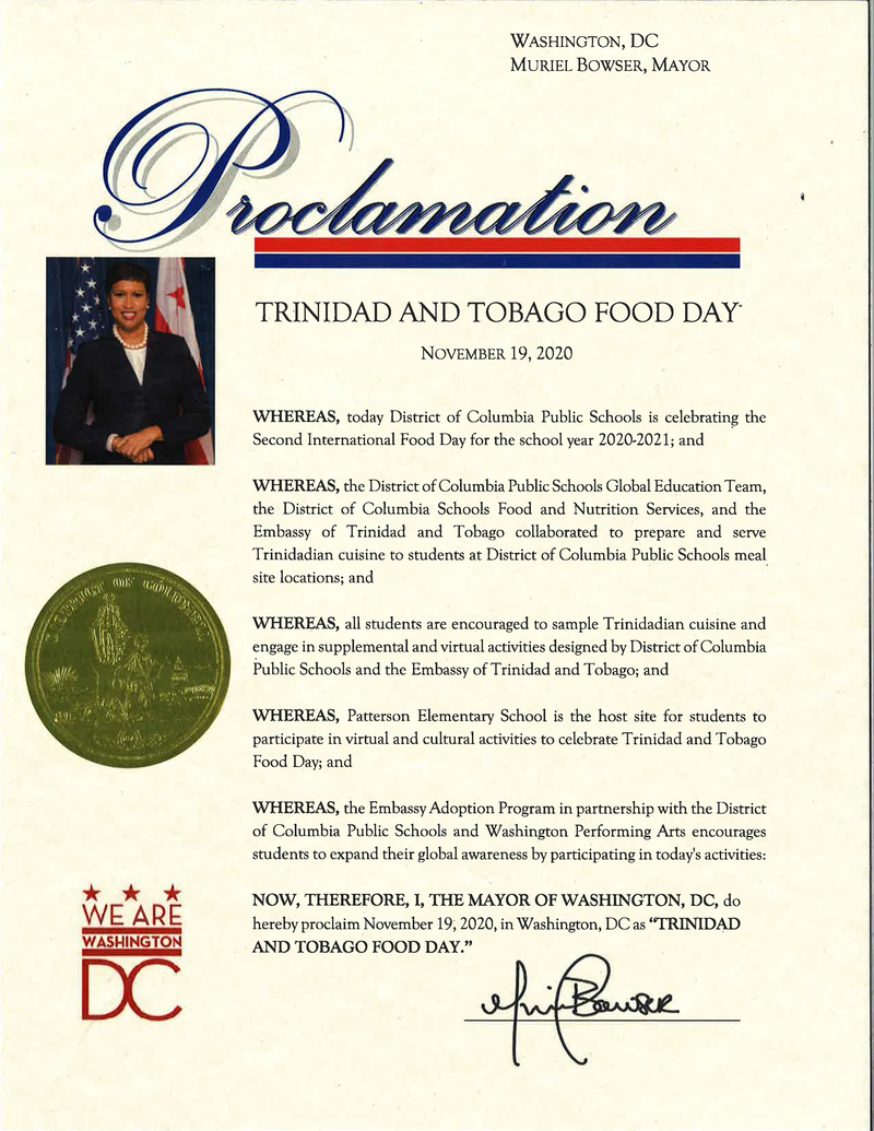 Mayoral Proclamation for Trinidad and Tobago Day 2020.png