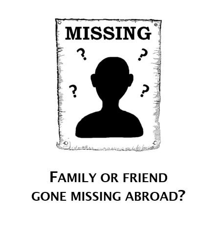 Service Highlight - Missing Abroad