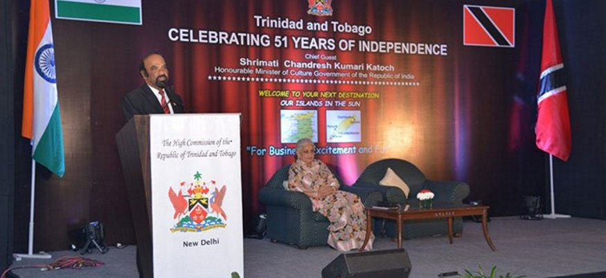 Trinidad and Tobago National Day 2013 (India)